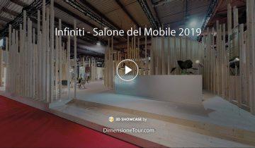 RELIVE SALONE DEL MOBILE WITH VIRTUAL TOUR